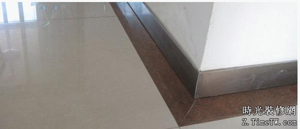 鋁合金踢腳線安裝注意事項