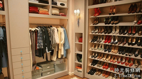臥室衣櫃怎麼裝 衣櫃尺寸不可不知的秘密