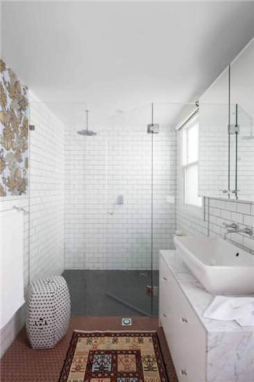 玻璃衛生間裝修效果圖 學會裝修自己的衛生間