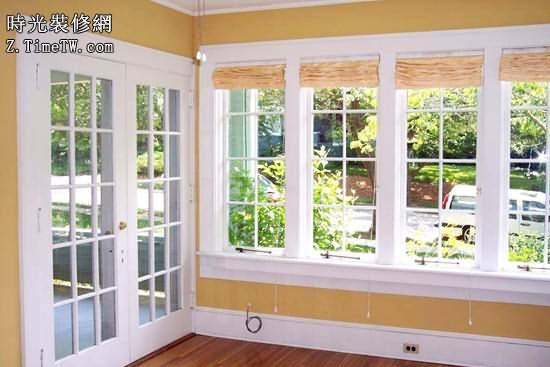 裝修專家詳解朔鋼門窗如何安裝