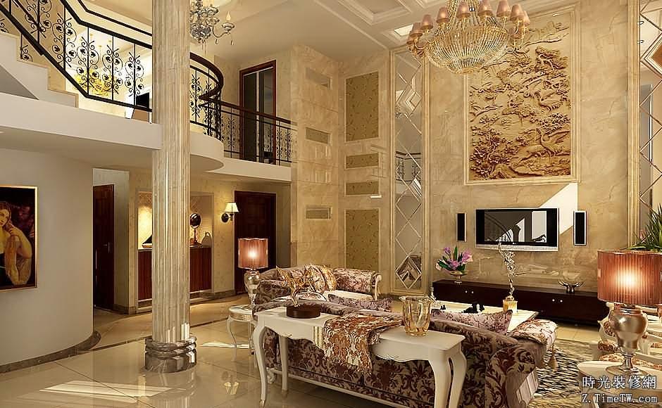 如何挑選傢俱飾物營造歐式古典風格家居