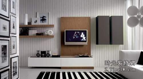 臥室電視櫃 臥室簡約電視櫃效果圖大全