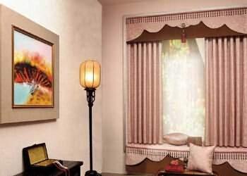 裝修知識 飄窗窗簾怎麼做