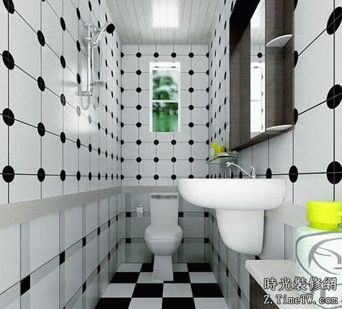 衛生間裝修時衛生間瓷磚顏色怎麼選