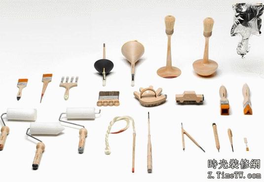 牆麵粉刷工具介紹