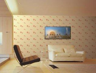 牆面鋪貼壁紙前應該怎麼處理