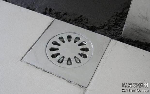 地漏安裝方法介紹 地漏安裝流程