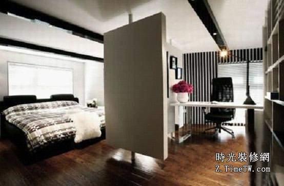 45平小戶型裝修   單身公寓變豪宅