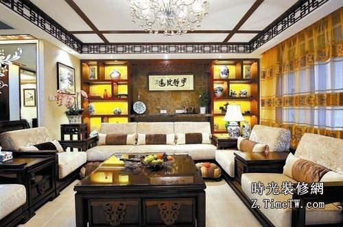 雅致復古 中式風格家裝的裝飾元素