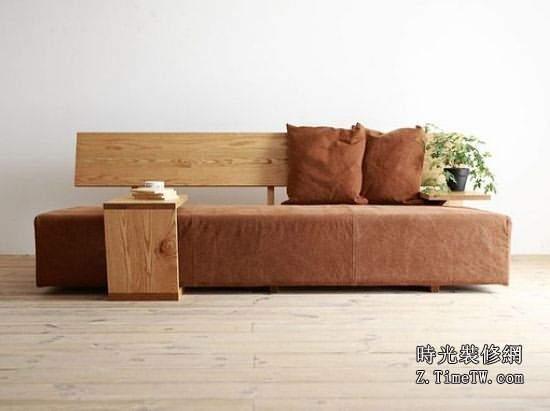 現代日式風格房間的特色