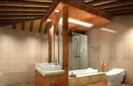 家居裝修指南之浴室吊頂安裝技巧
