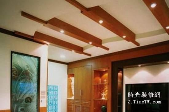 現代客廳吊頂裝修效果圖大全