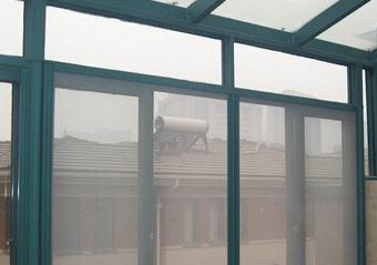 紗窗安裝的方法與流程 紗窗安裝示意圖解